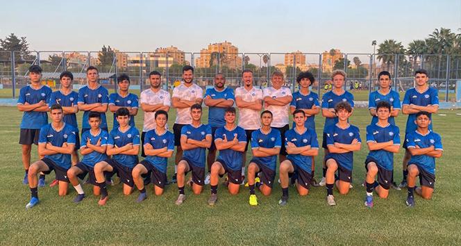 Adana Demirspor'un 16 yaş takımını Anderson Oliveira çalıştıracak
