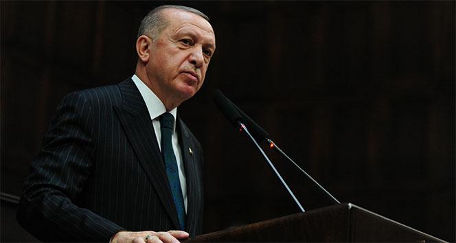 Cumhurbaşkanı Erdoğan, Dereli'de açıklamalarda bulundu
