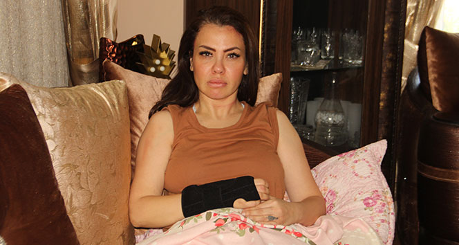 Geçirdiği kazadan yaralı olarak kurtulan şarkıcı Lara o anları anlattı
