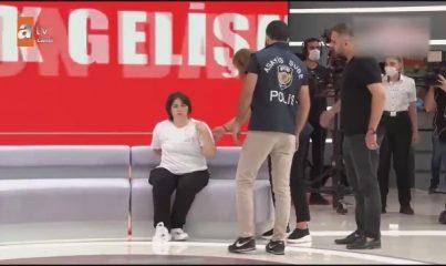 Müge Anlı'da canlı yayında şok gözaltı! Şiar Kılıç cinayeti için Gülizar ve Hami