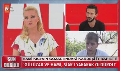 Müge Anlı'daki Şiar Kılıç cinayetinde korkunç detaylar...