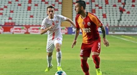 Galatasarayda Adem Büyük ile yollar ayrıldı