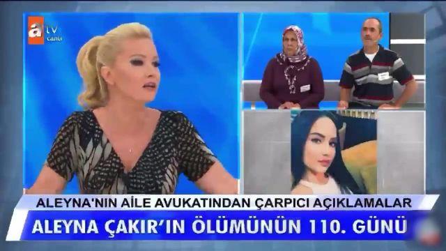 Aleyna Çakır olayı için Müge Anlı eleştirilere cevap verdi