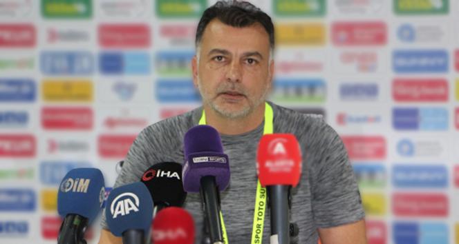 Beşiktaş yardımcı antrenörü Murat Şahin: 'Maçı hak ettiğimizi düşünüyorum'