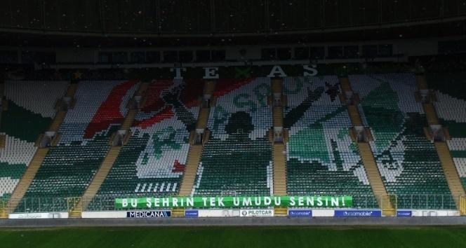 """Bursaspor taraftarı: """"Bu şehrin tek umudu sensin"""""""