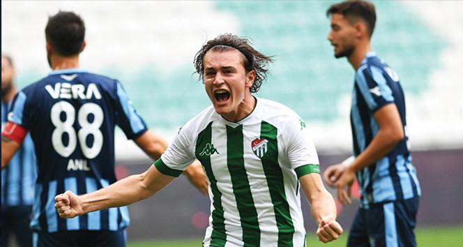 Bursasporlu futbolcu Ali Akman: 'Umutlarınızı diri tutun'