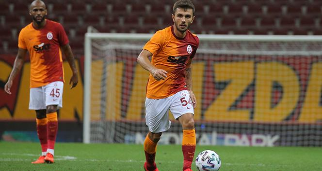 Emre Kılınç, Galatasaray kariyerine golle başladı