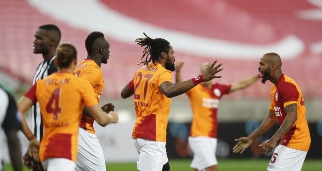 Galatasaray, Avrupa'da 100. galibiyetini aldı