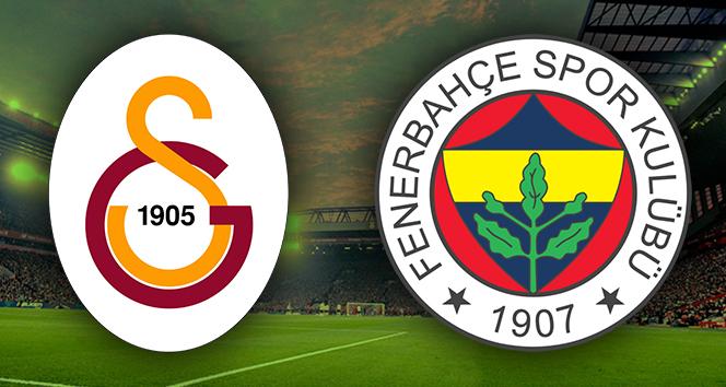 Galatasaray Fenerbahçe Canlı İzle   GS FB ilk 11'ler   Galatasaray Fenerbahçe saat kaçta hangi kanalda