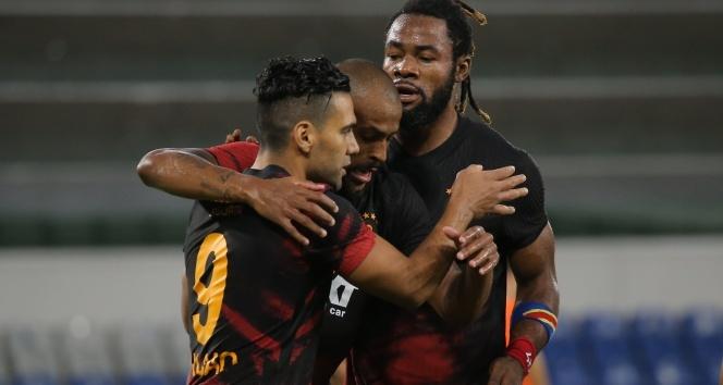 Galatasaray ligde 2'de 2 yaptı