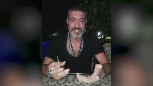 Hakan Altun'un parmağı sosyal medyanın gündeminde