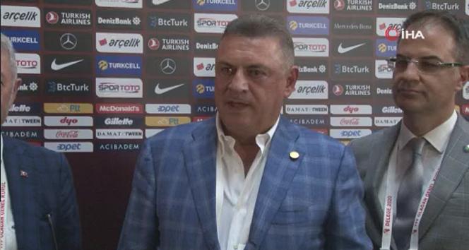 """Hasan Kartal: """"Fenerbahçe maçına kadar birkaç transfer daha yapacağız"""""""