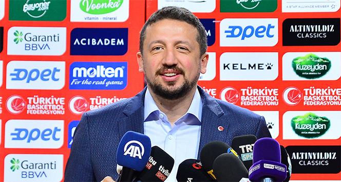 """Hidayet Türkoğlu: """"Basketbol Gelişim Merkezi'ni açmadan ayrılmak istemiyorum"""""""