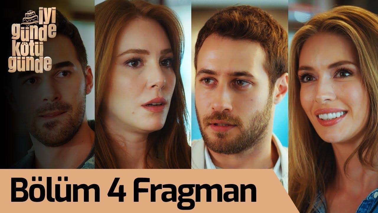 İyi Günde Kötü Günde 4. Bölüm Fragman