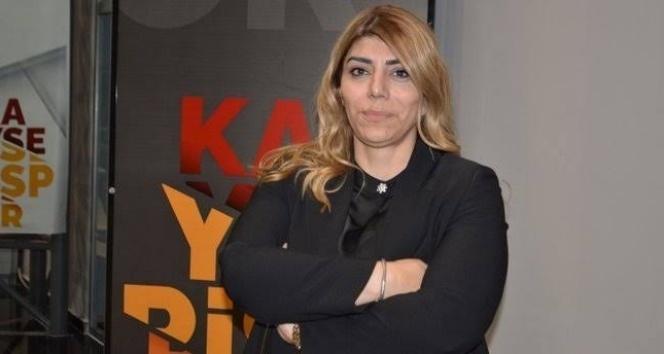 Kayserispor Başkanı Berna Gözbaşı'dan lisans açıklaması