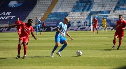 Sivasspor, Erzurumsporu 4 dakikada devirdi!