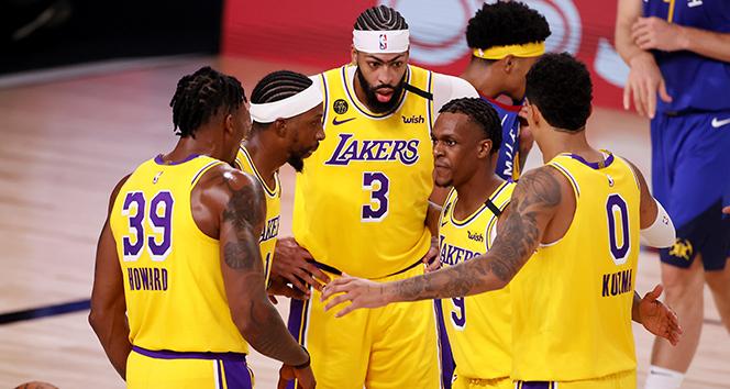 Lakers final serisine iyi başladı