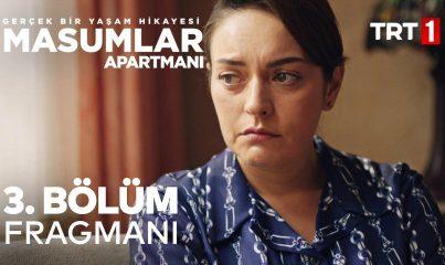 Masumlar Apartmanı 3. Bölüm Fragmanı