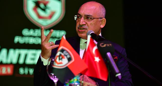 Mehmet Büyükekşi: 'Galatasaray maçında puan veya puanlar bekliyoruz'