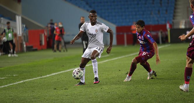 Mensah, Beşiktaş formasıyla siftah yaptı