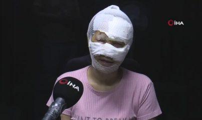 Metruk evde işkence ve tecavüz! 2 çocuk annesi kadın dehşeti anlarını anlattı