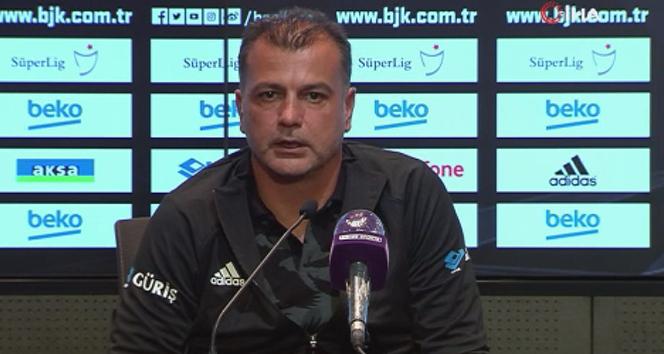 Murat Şahin: 'Beklemediğimiz bir mağlubiyet aldık'