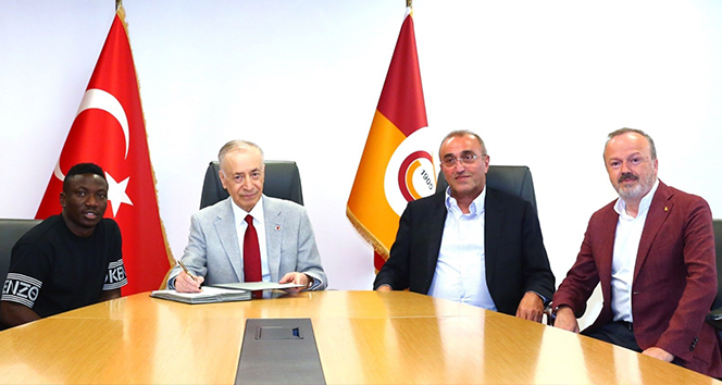 Mustafa Cengiz: 'Etebo'nun savaşçı bir karakteri, başarıyı isteyen bir yapısı var'