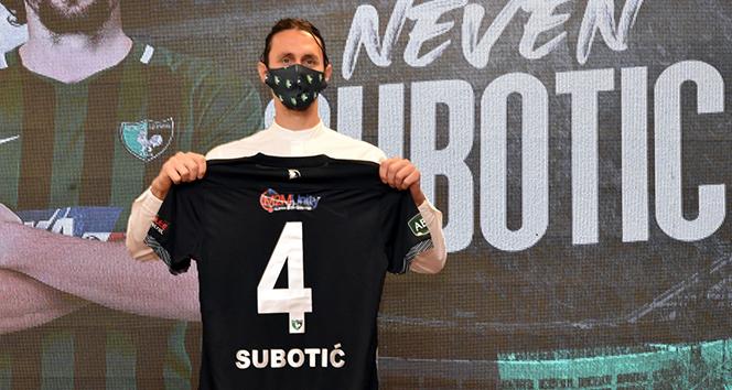Neven Subotıc, Denizlispor ile sözleşme imzaladı