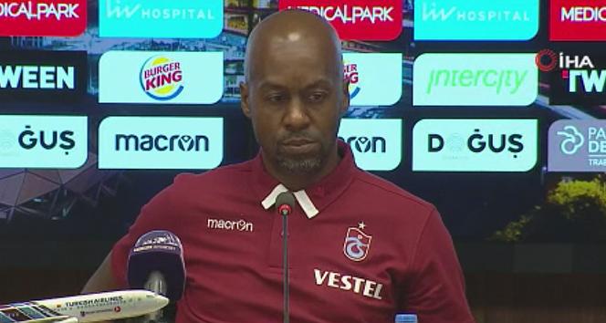 Newton: 'Penaltı ve kırmızı kart sonrası maç bizim için zor bir hal aldı'