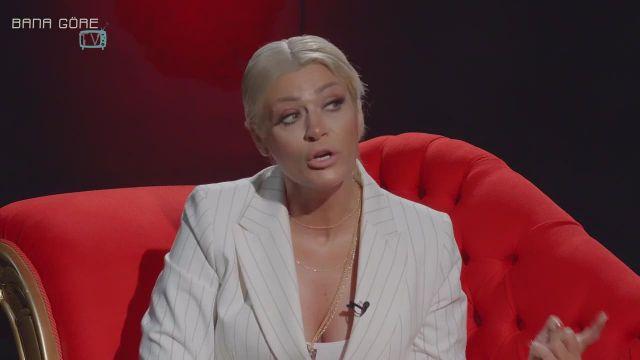 Popstar Mehtap'ın taciz itirafı! 'Geldi beni elledi'