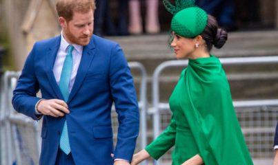 Prens Harry ve Meghan Markle Netflix ile anlaştı!
