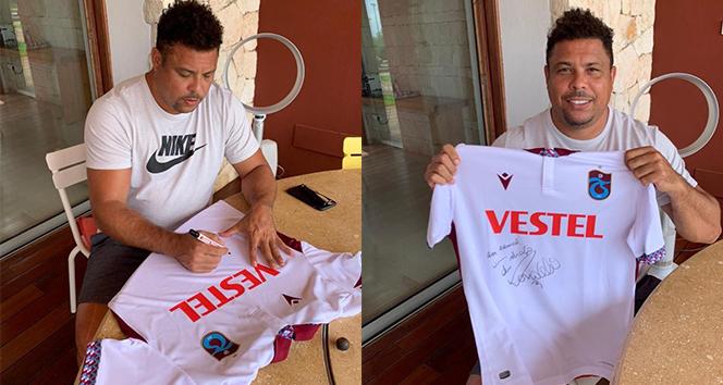 Ronaldo'ya da 'Her Yer Trabzon'