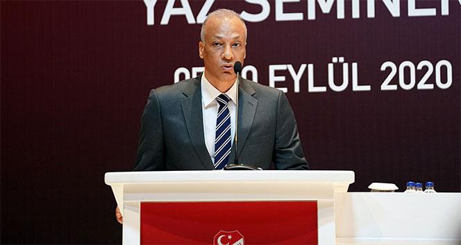 Serdar Tatlı: 'Türk hakemliğine katkı sunmaya çalışacağız'