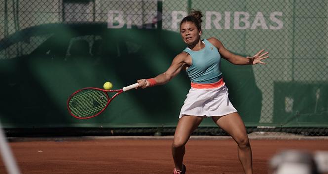 Tennis Championship Istanbul'da ana tabloda ilk gün tamamlandı