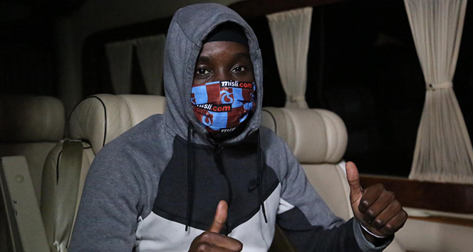 Trabzonspor, Diabate'yi Trabzon'a getirdi