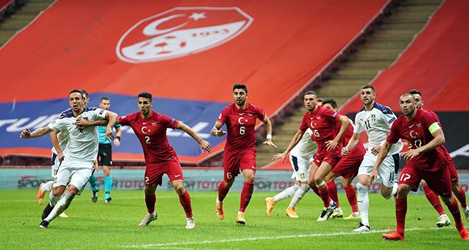 A Milli Takım geriden geldi ama yetmedi| Maç Sonucu: Türkiye 2-2 Sırbistan
