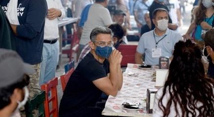 Aamir Khanın Adanada Ciğer keyfi