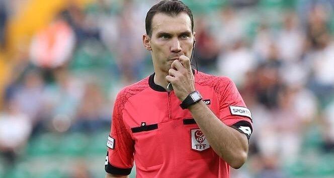 Bahattin Şimşek, Süper Lig'de ilk kez Trabzonspor maçında düdük çalacak