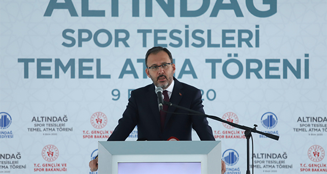 Bakan Kasapoğlu: 'Ankara'mız sporun da başkenti olacak'