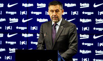 Barcelona'da başkan ve yönetim istifa etti