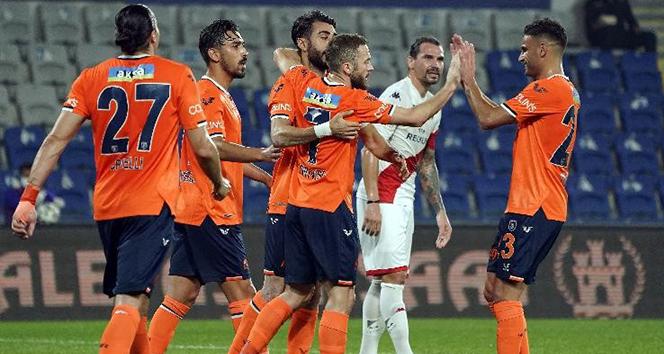 Başakşehir'den bu sezon ilk kez iki galibiyet