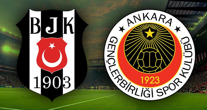 Beşiktaş Gençlerbirliği Canlı İzle | El Clasico ilk 11'ler | BJK Gençlerbirliği saat kaçta hangi kanalda