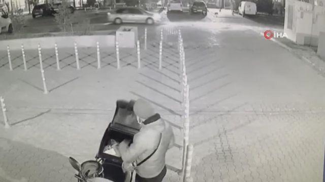 Biri kadın 3 kişilik gasp çetesinin akılalmaz oyunu ortaya çıktı