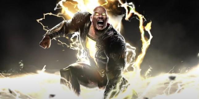 Black Adam Çekimleri 2021 Yılında Başlayacak