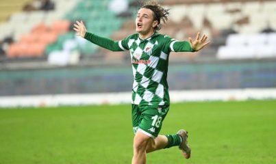 Bursaspor 9 yıl sonra en gollü başlangıcı yaptı