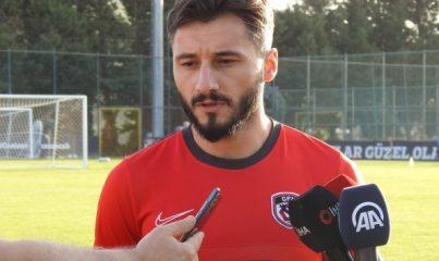"""Enver Cenk Şahin: """"Kazanmak için sahaya çıkacağız"""""""
