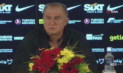 Fatih Terim: 'Emeklerimizin boşa gittiği bir maç oldu'