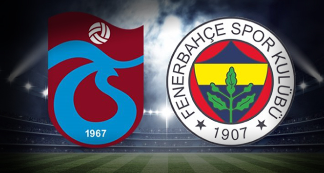 Fenerbahçe'den Trabzonspor'a geçmiş olsun mesajı