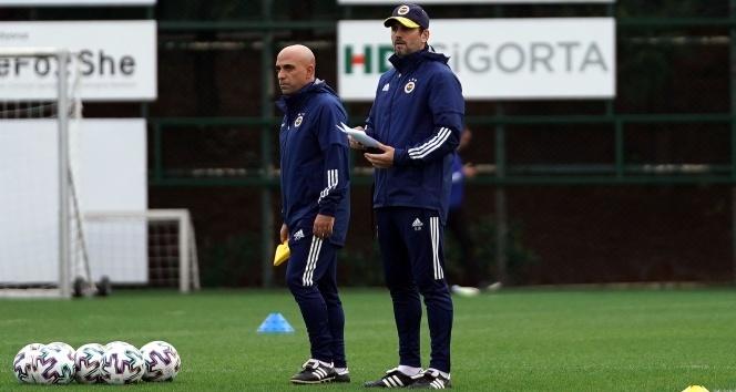 Fenerbahçe, milli arada çalışmalarını sürdürdü