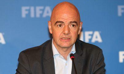 FIFA Başkanı korona virüse yakalandı